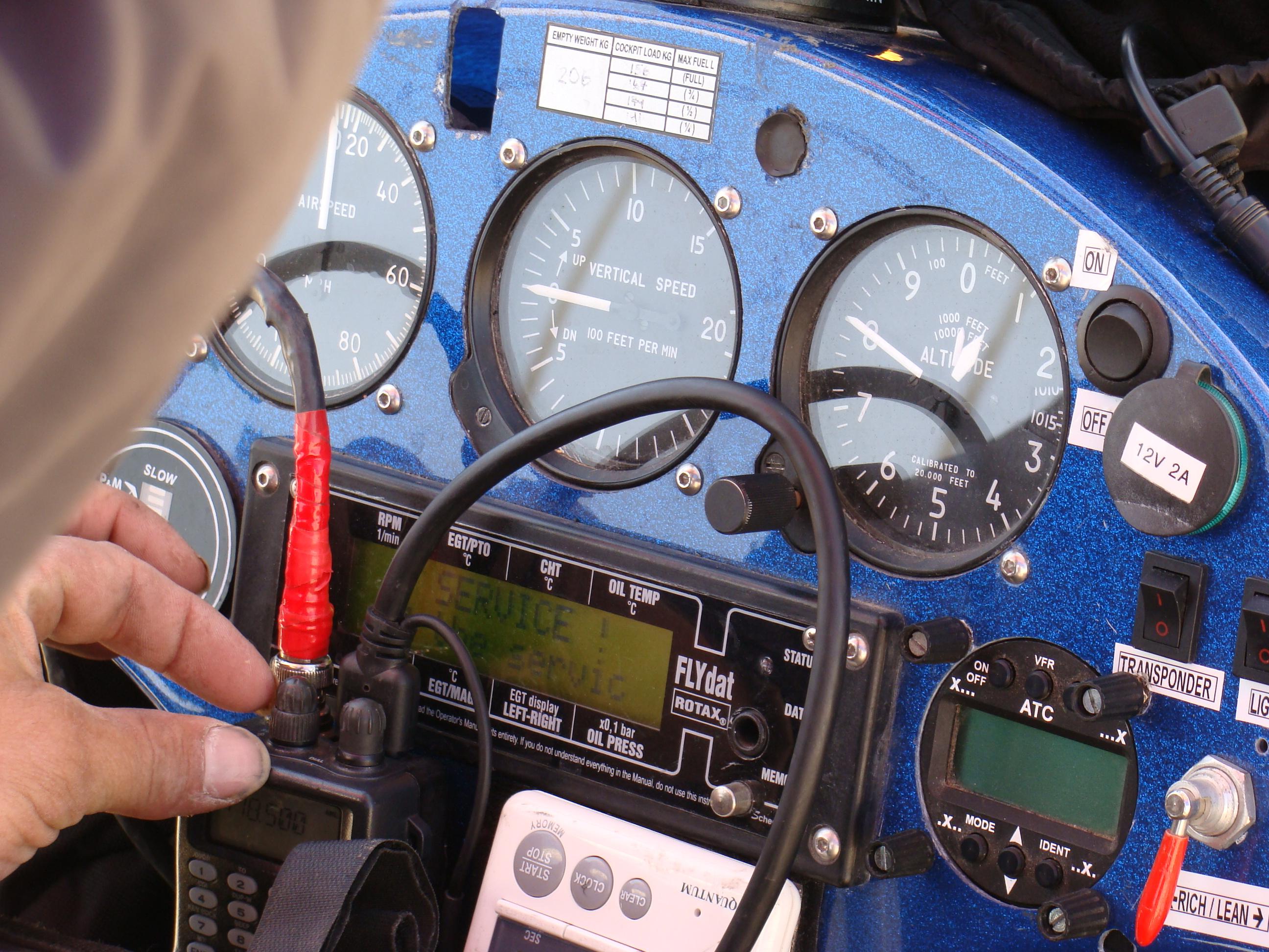 Quik Cockpit