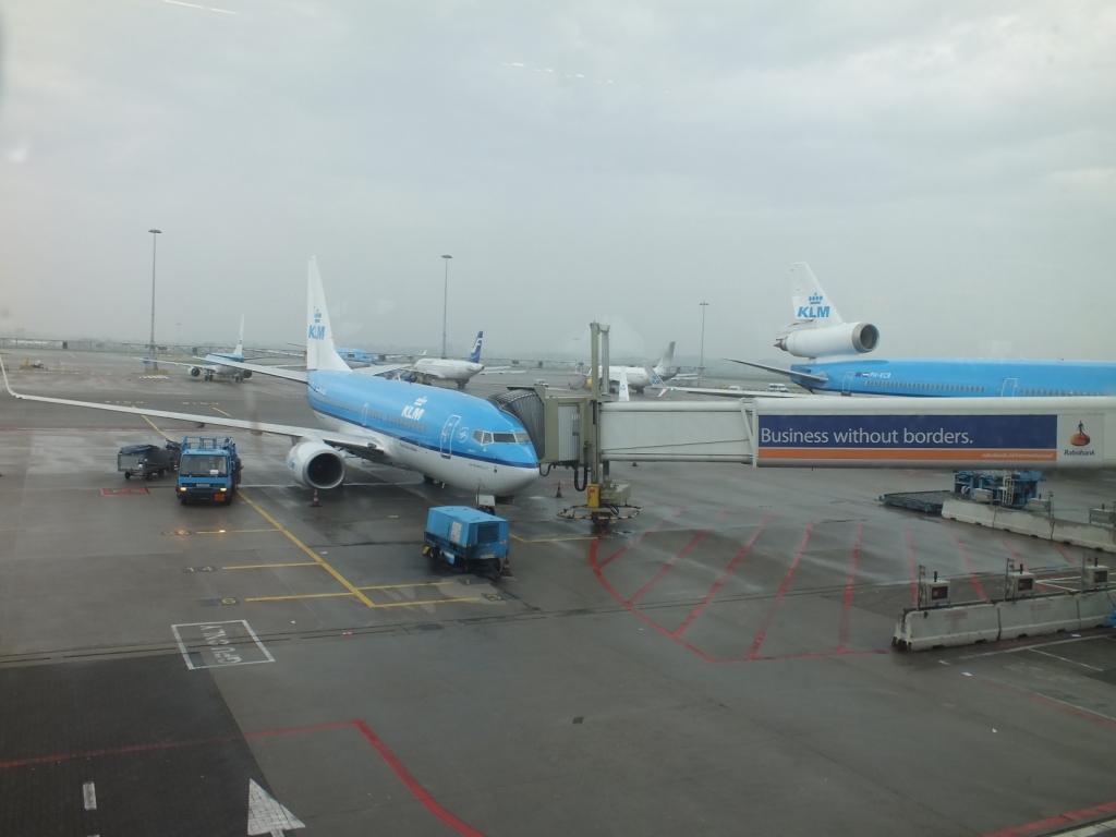 Schipol Airport Amsterdam