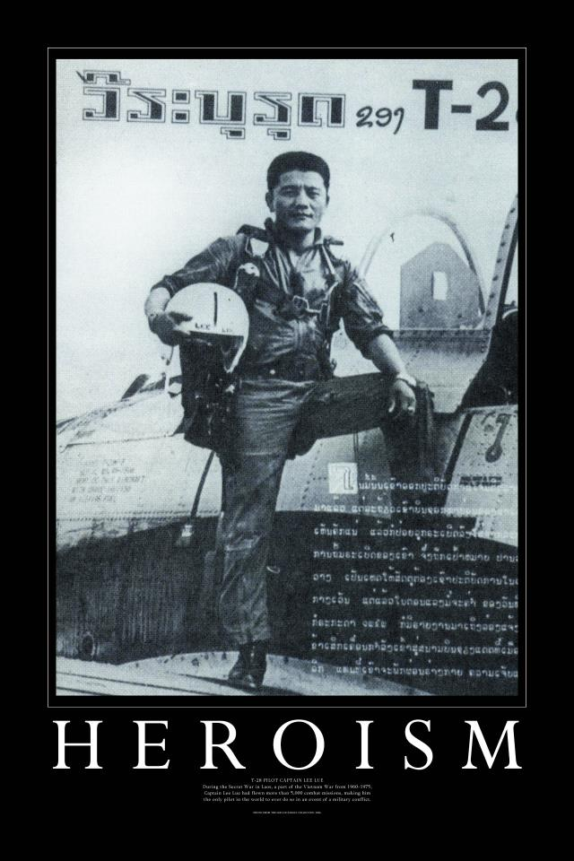 Captain Lee Lue