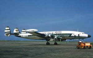 Locheed Super Connie 22